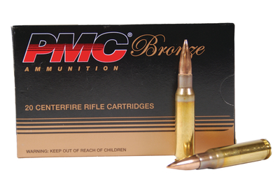 PMC .223, 55gr FMJBT, 20 Rounds - Ammo