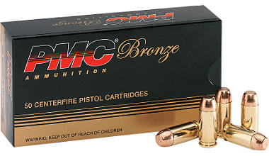 PMC 45 ACP, 230gr FMJ, 50 Rounds - Ammo